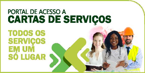 Portal de acesso a Carta de Serviços - Todos os serciços em um só lugar