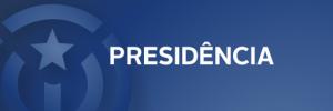 presidência.